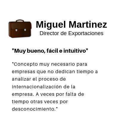 Feedback Miguel